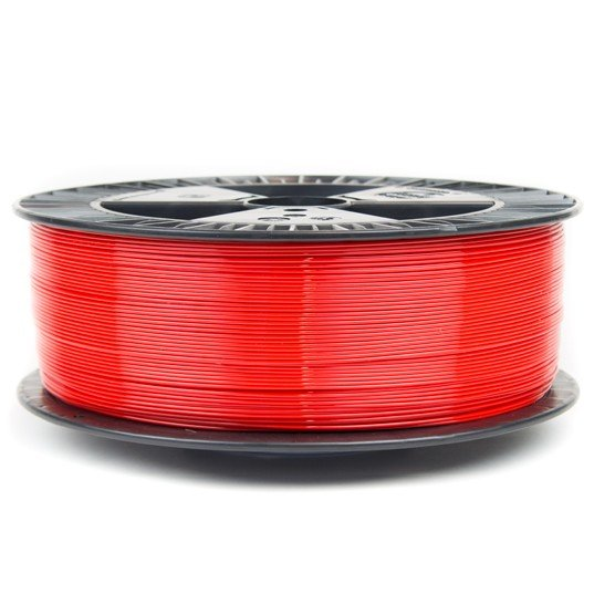 colorFabb Economy PETG filament red