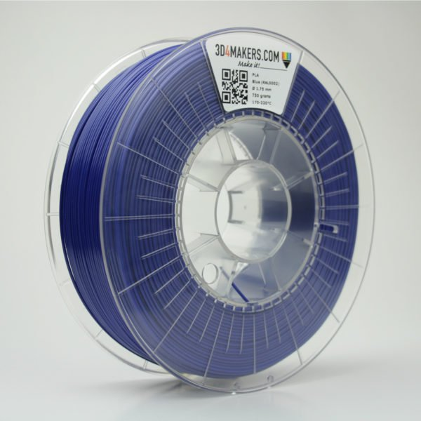 3D4Makers PLA filament blue
