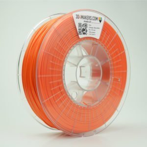3D4Makers PLA filament orange