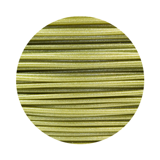 colorFabb nGen LUX filament star yellow