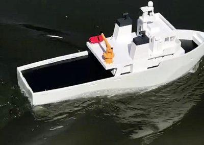 Brodić na daljinsko upravljanje
