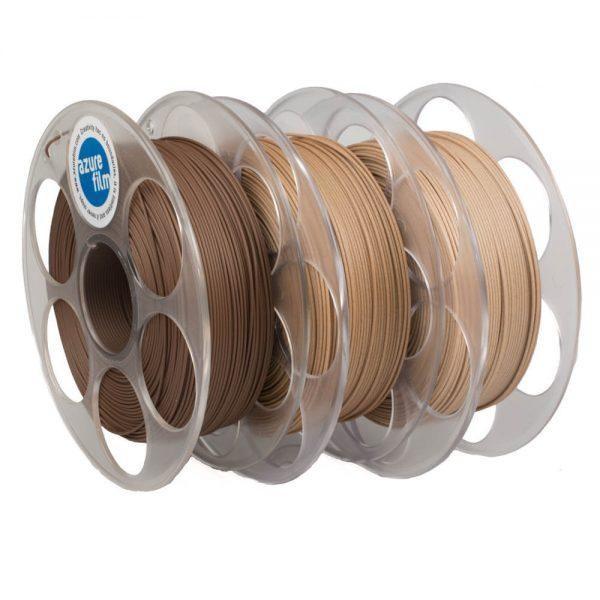 Azurefilm Wood Pine/Bamboo/Cork
