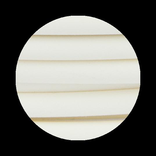 colorFabb PLA Semi Matte filament white