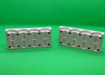 3D printani kalup s funkcionalnim navojem - Facilan C8 3D4Makers
