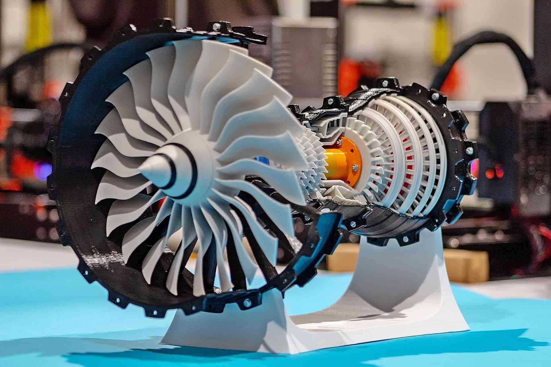 3D print škola zrakoplovna