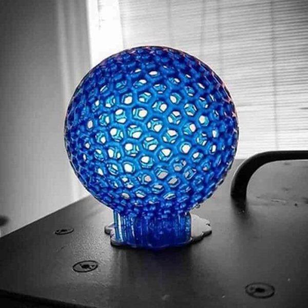 monocure 3d smola plave boje za dlp sla 3d printer