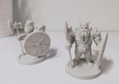 3D print viking