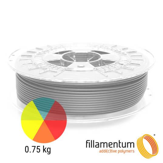 3dprintaj.com trgovina, slika role fillamentum PLA filamenta u raznim bojama
