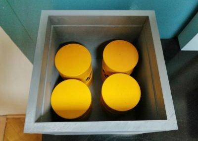betonski spremnik 3D print 3D printer