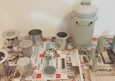 nuklearni reaktor 3D print pla petg