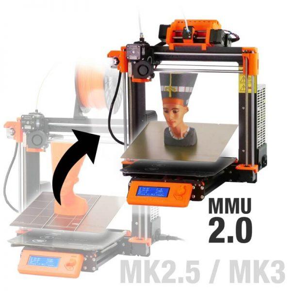 original prusa i3 mk3s multi material 2s prikaz višebojnog 3d modela na 3dprintaj.com