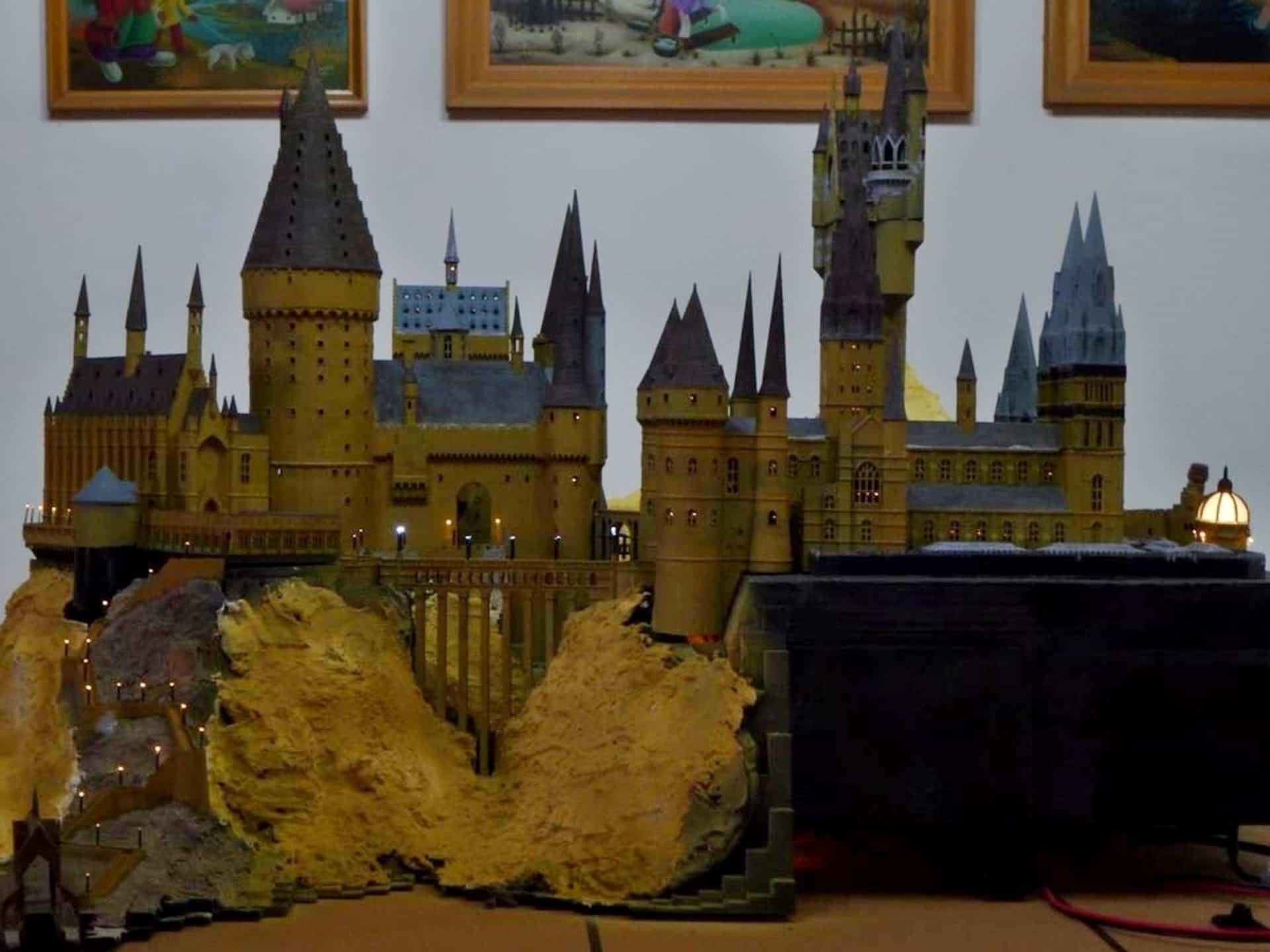 Maketa Hogwarts