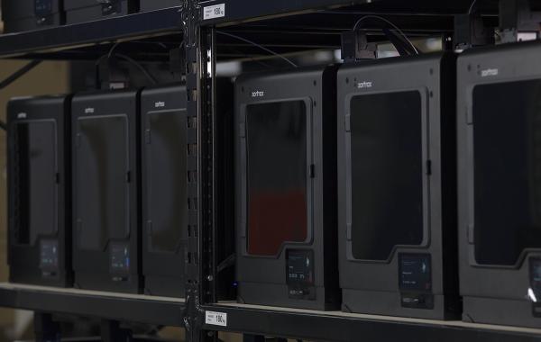 Zortrax farma 3D printera