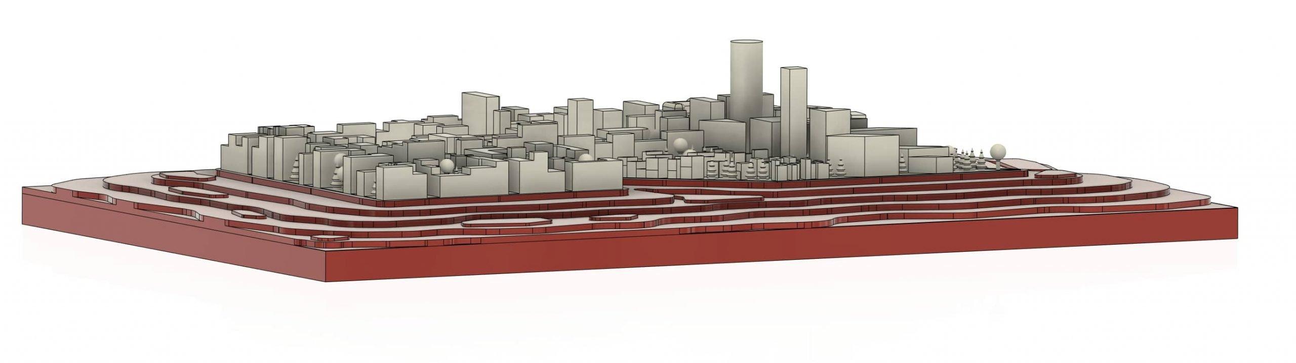 3D model RTL
