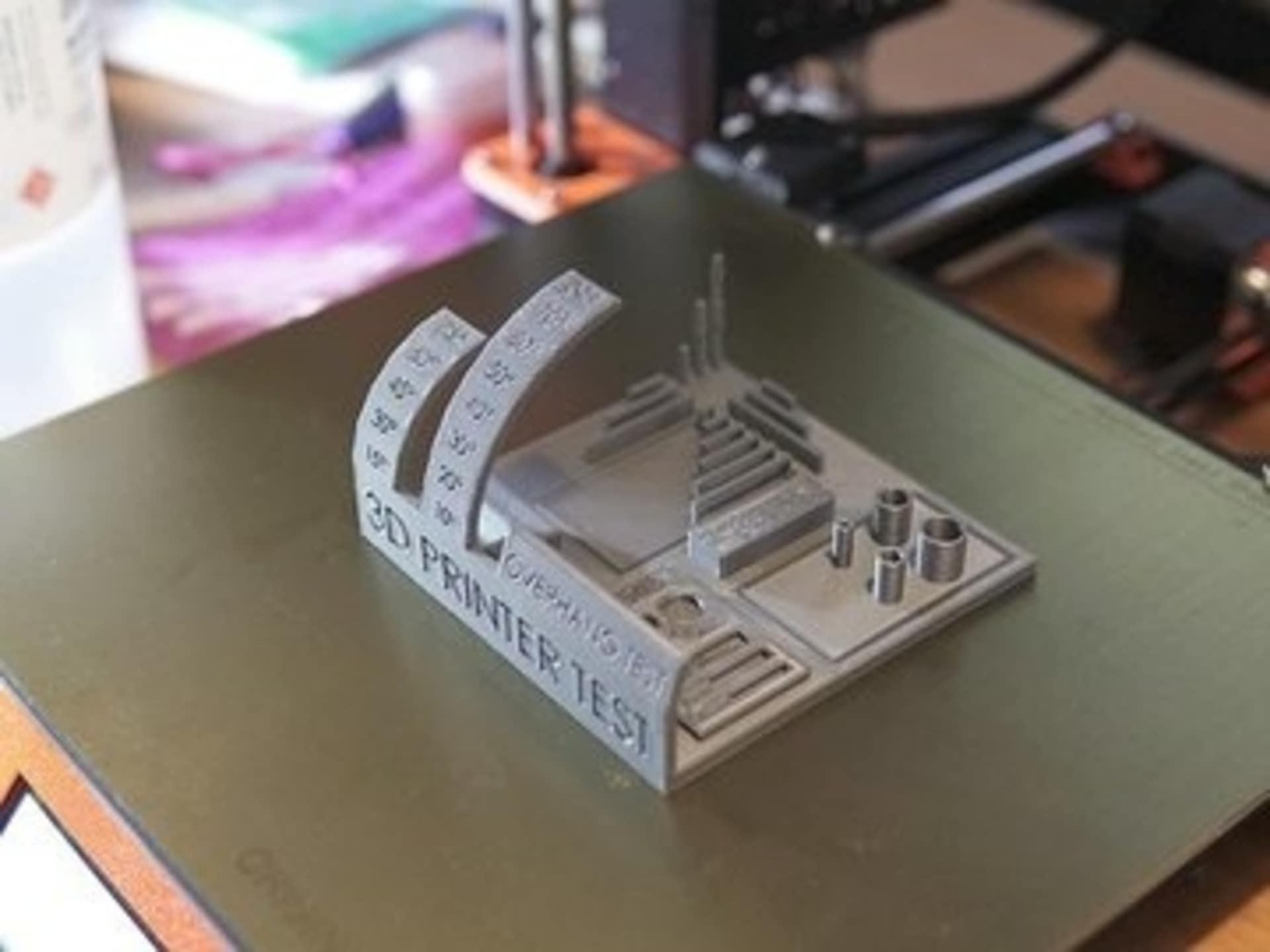 calibration 3d print