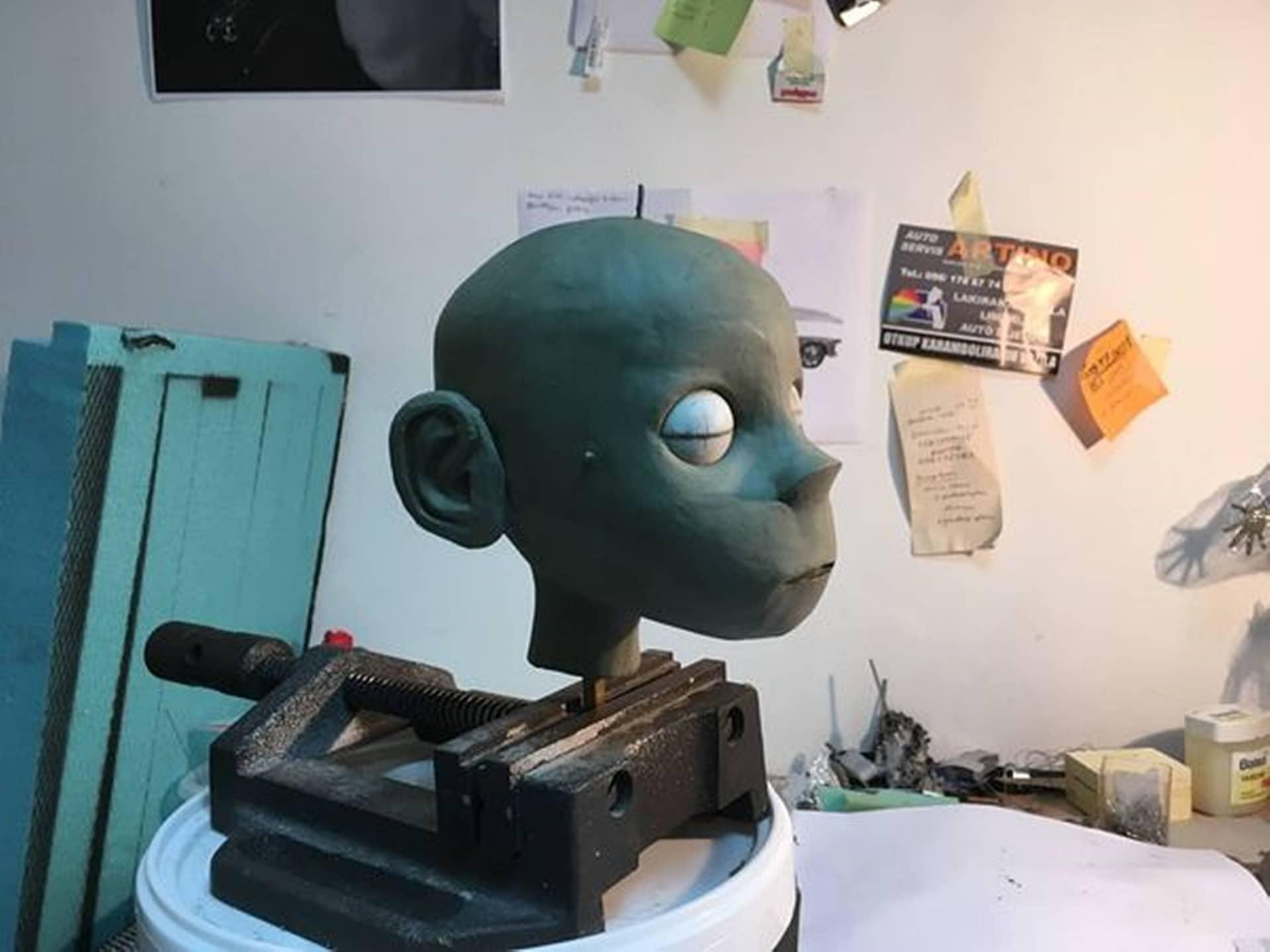 3D print stop animacija