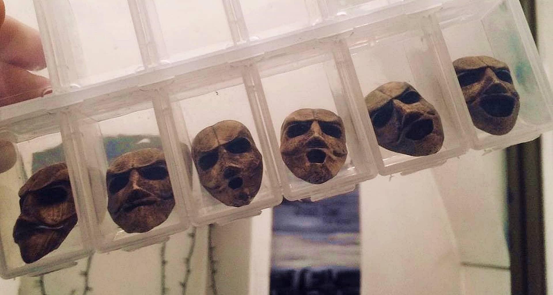 3D print maske