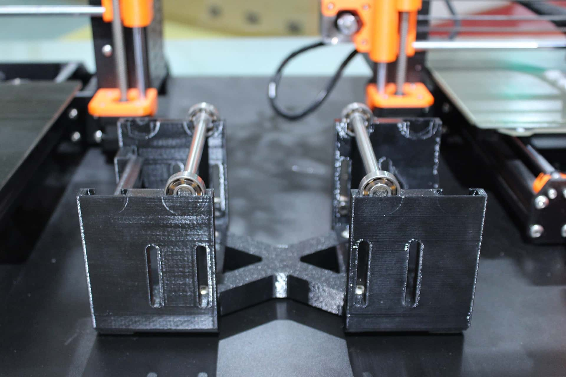 DIY držač filamenta