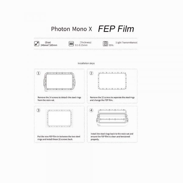 Photon Mono X FEP